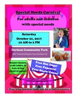 Special Needs Carnival