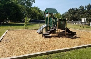 Gridley Children's Center Gets New Playground Equipment