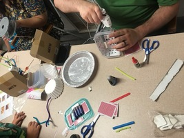BCOE Partners with YMCA and Butte County Fair to host a second Maker's Day Workshop for Students