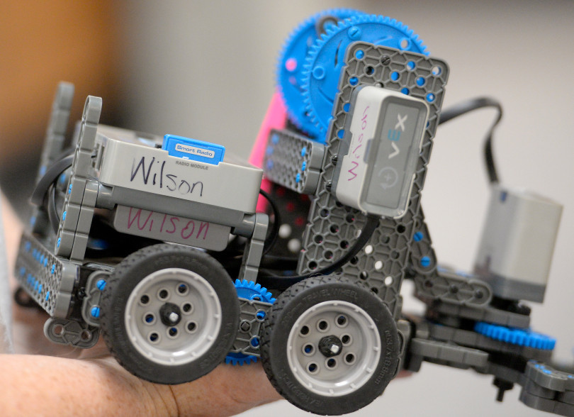 Butte County Office of Education brings in new robots for kids