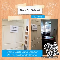 Back to School at the Esplanade House