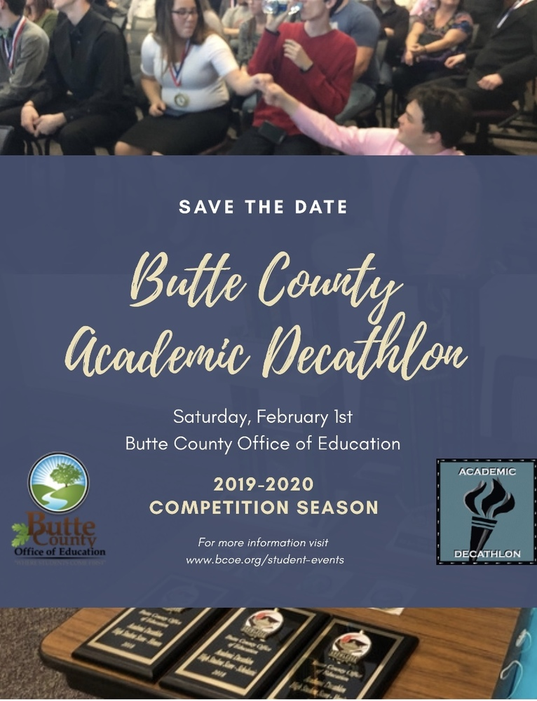 Academic Decathlon coming soon!