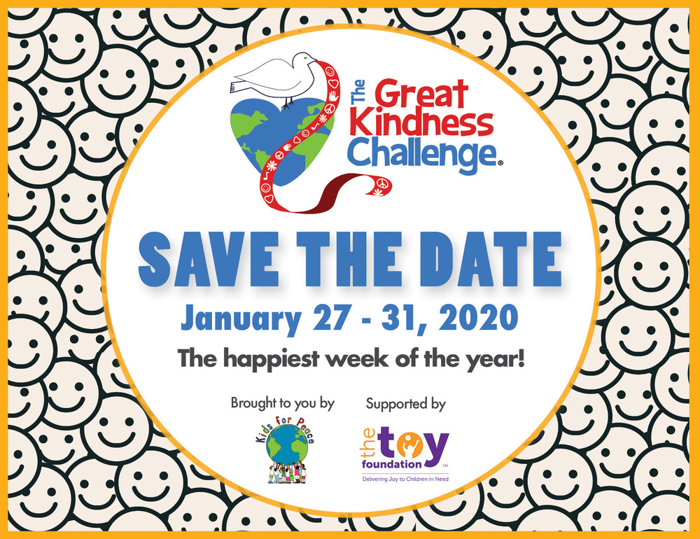 Great Kindness Challenge 2020