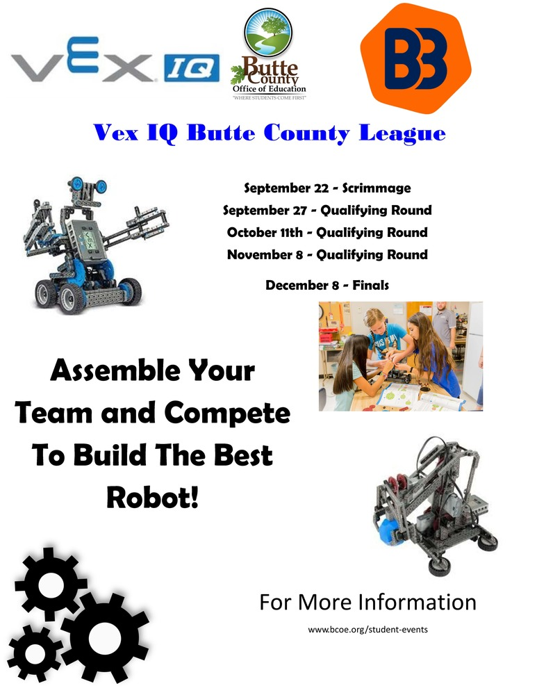 Vex Robotics Tournament