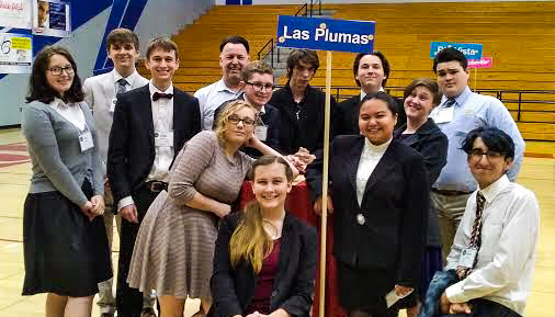 OROVILLE'S LAS PLUMAS HIGH SCHOOL WINS 2019 BUTTE COUNTY ACADEMIC DECATHLON
