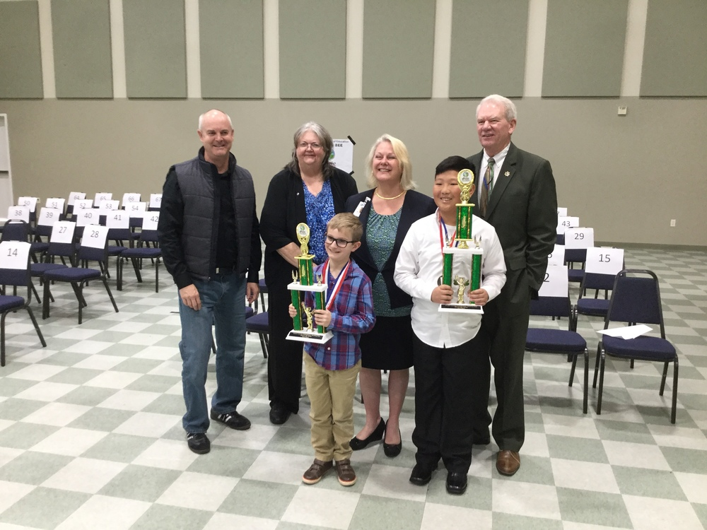Butte County Spelling Bee Champions Determined