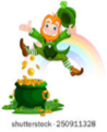 Leprechaun Leap Fun Run