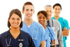 Taking Applications: Medical & Hospital Careers Class