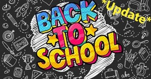 Update - Back to School Night 10/24/19