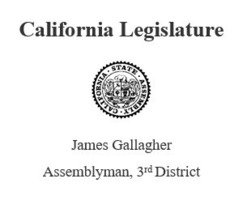Gallagher Introduces Legislation to Help Camp Fire Recovery
