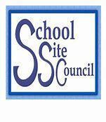 School Site Council Meeting May 18