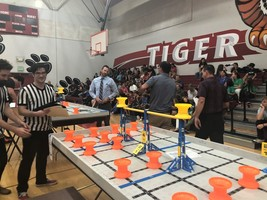 VEX Robotics League - Qualifying Round 2