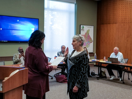 Karin Matray Joins the Butte County Office of Education's Board of Education