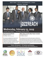 Jazz Concert for Students Coming to Oroville