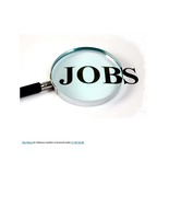 Butte Job Postings & Other Resources