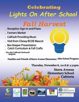 Lights On After School - Fall Harvest