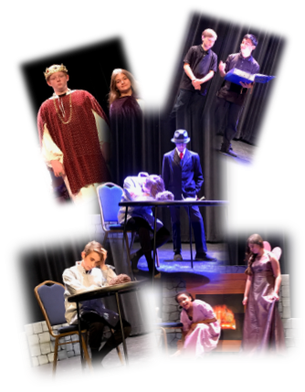 collage of scenes from Twinderella