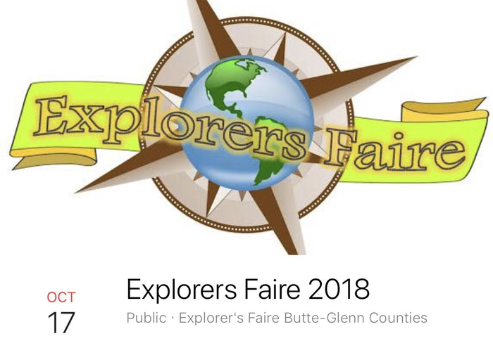 Explorers Faire Event