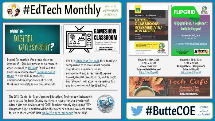 #EdTech Monthly