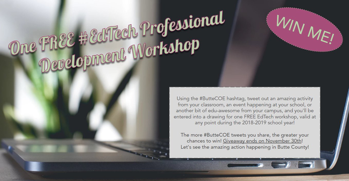 FREE EdTech Workshop