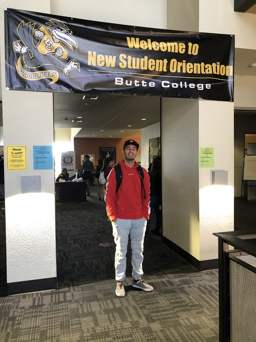Butte College Orientation for former LEAD Student