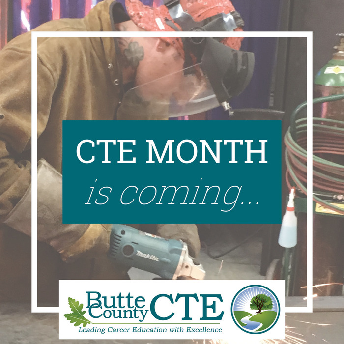 CTE Month is coming teaser photo