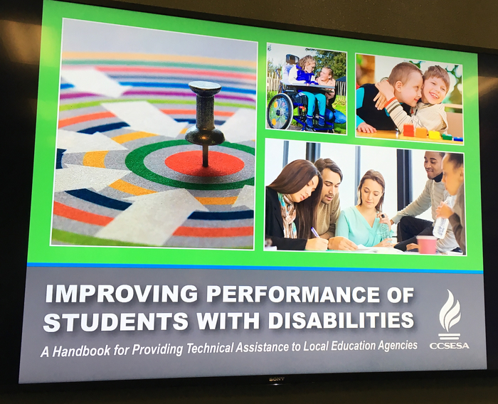 Improving performance of Students with Disabilities