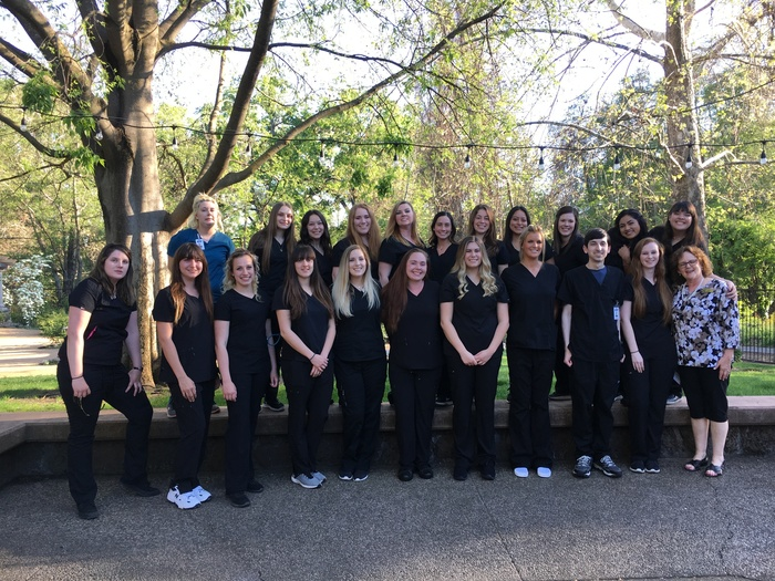 2019 Class of Certified Veterinary Assistants
