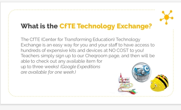 CFTE Tech Exchange