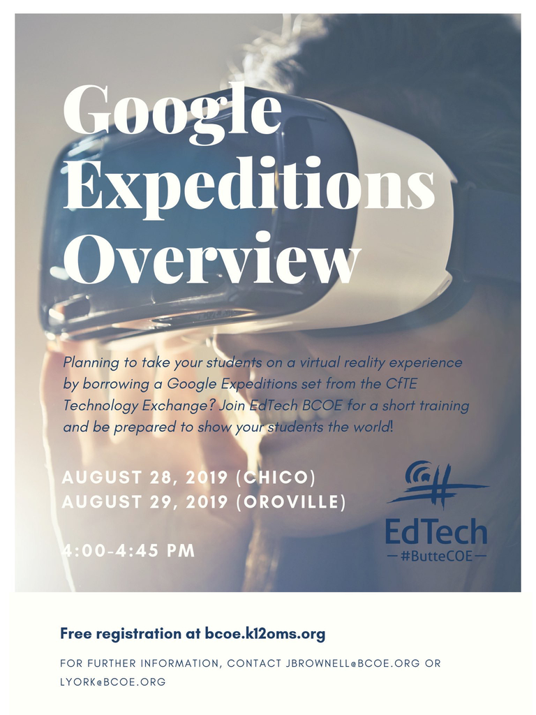 Google Expeditions Overview