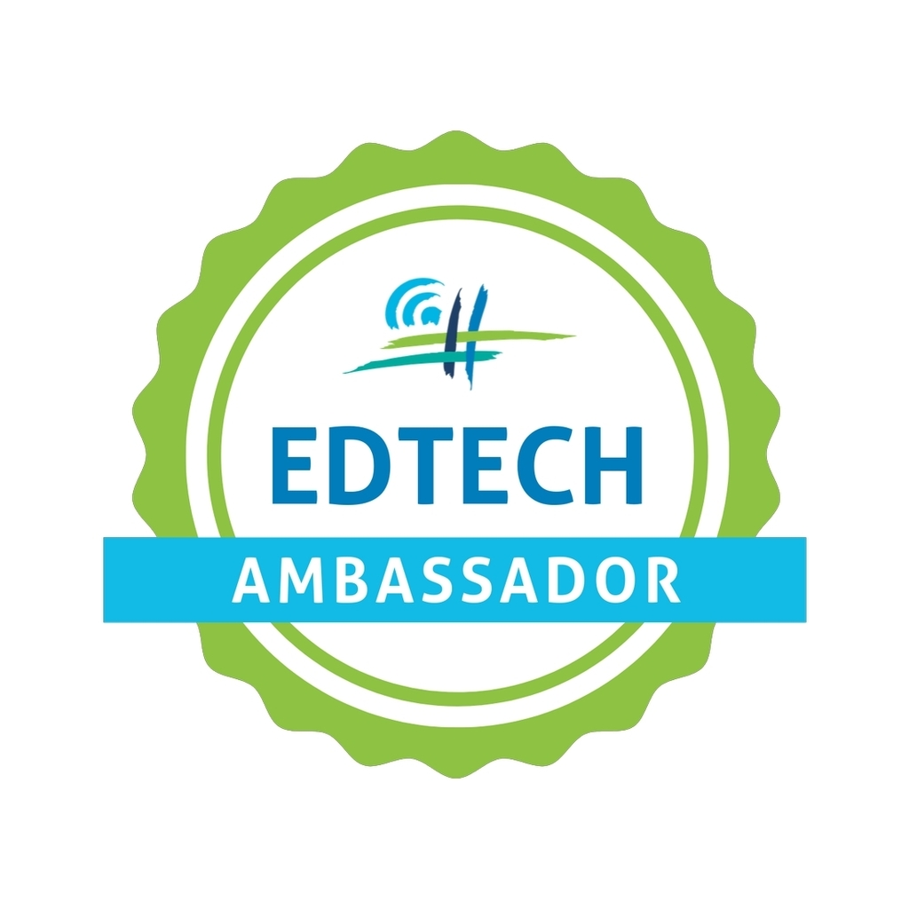 Edtech Ambassador badge