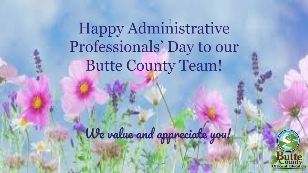 Happy Administrative Professionals' Day!