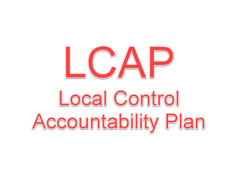 "Image says ""LCAP Local Control Accountability Plan"""