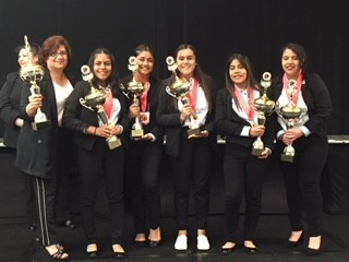 Vacaville HS English Debate 1st Place